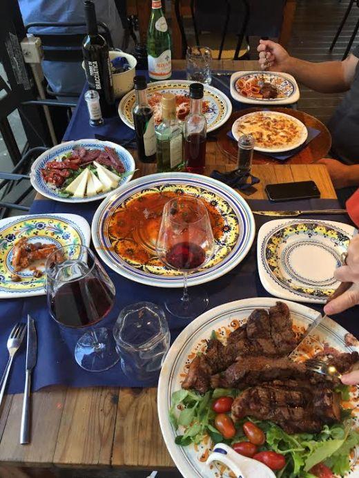 Florence Dinner