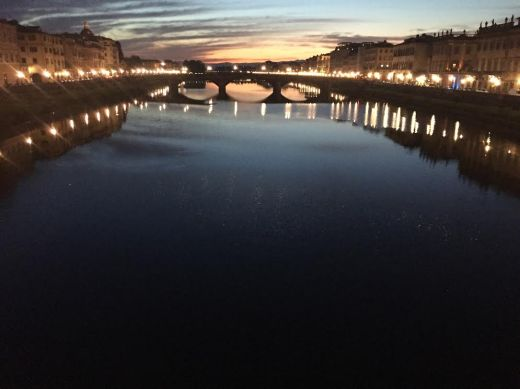 Florence Evening