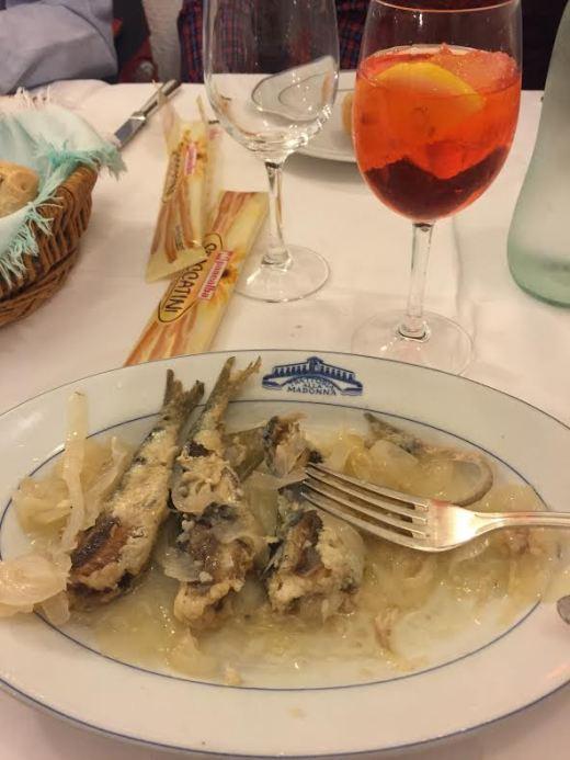 Venice Sardines